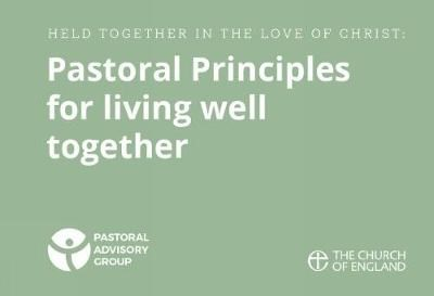 Pastoral Principles Cards (Postcard Book)