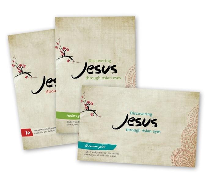 Discovering Jesus through Asian Eyes Sample Pack (Kit)