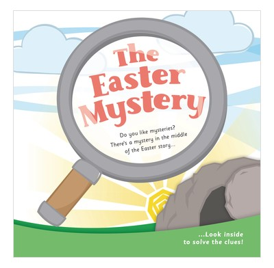 The Easter Mystery (pack of 25) (Pamphlet)