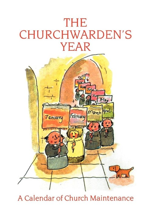 The Churchwarden's Year (Paperback)