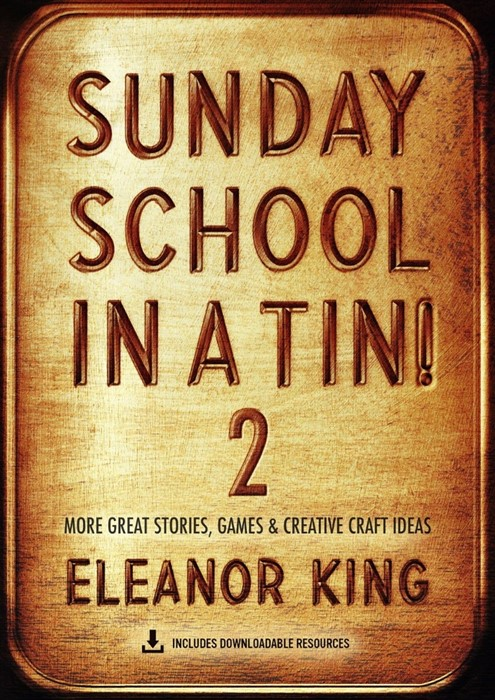 Sunday School in a Tin! Book 2 (Paperback)