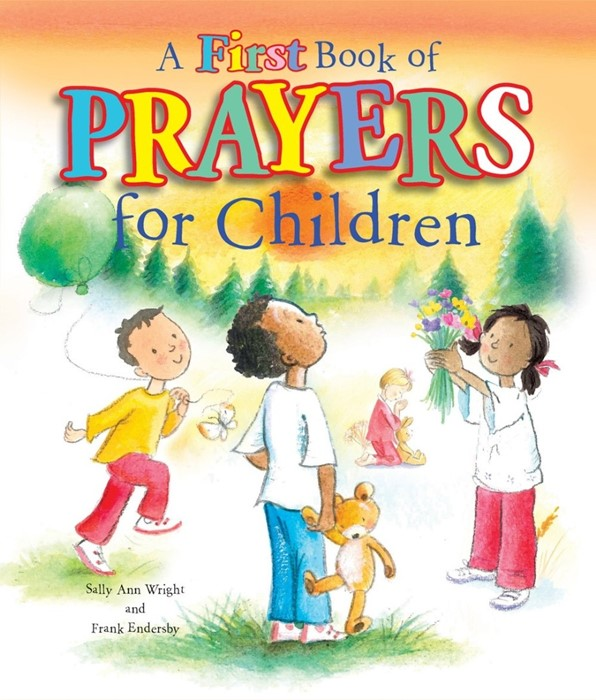 First Book of Prayers for Children, A (Hard Cover)