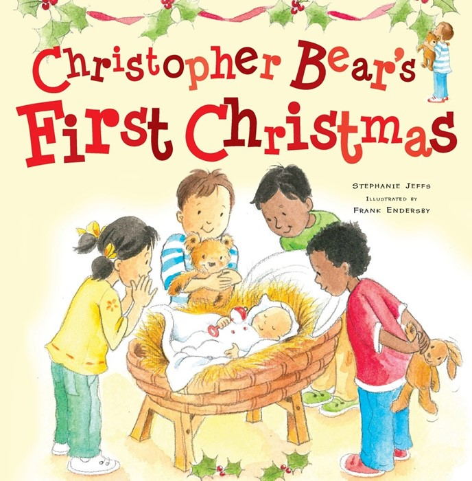Christopher Bear's First Christmas (Hard Cover)
