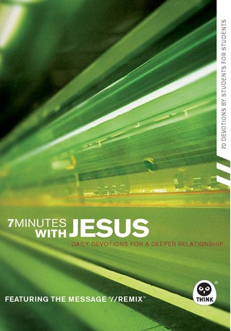 7 Minutes With Jesus (Paperback)