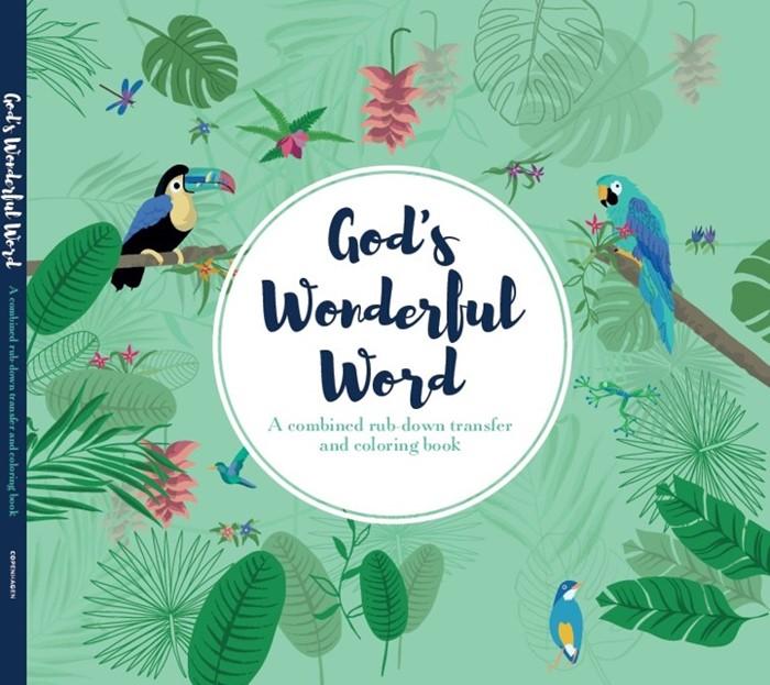 God's Wonderful Word (Hard Cover)