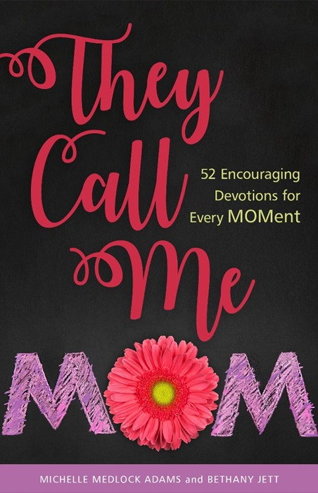 They Call Me Mom (Hard Cover)