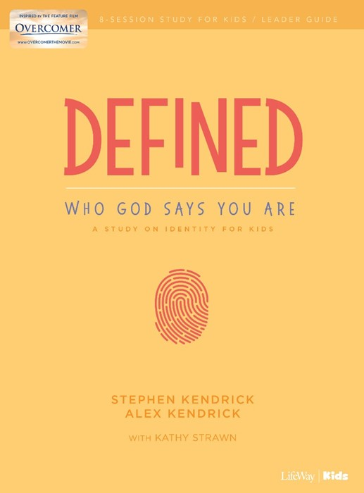 Defined: Who God Says You Are - Leader Guide (Paperback)