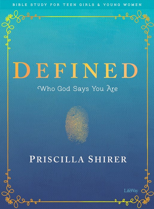 Defined - Teen Girls' Bible Study Book (Paperback)