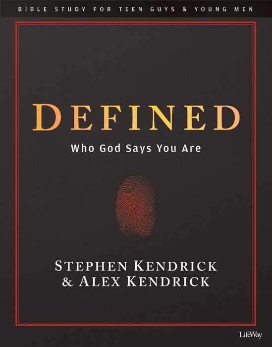 Defined - Teen Guys' Bible Study Leader Kit