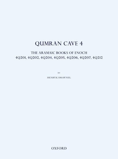 Qumran Cave 4 (Hard Cover)