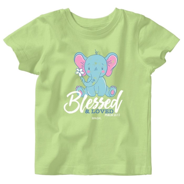Baby Elephant Baby T-Shirt 24 Months (General Merchandise)