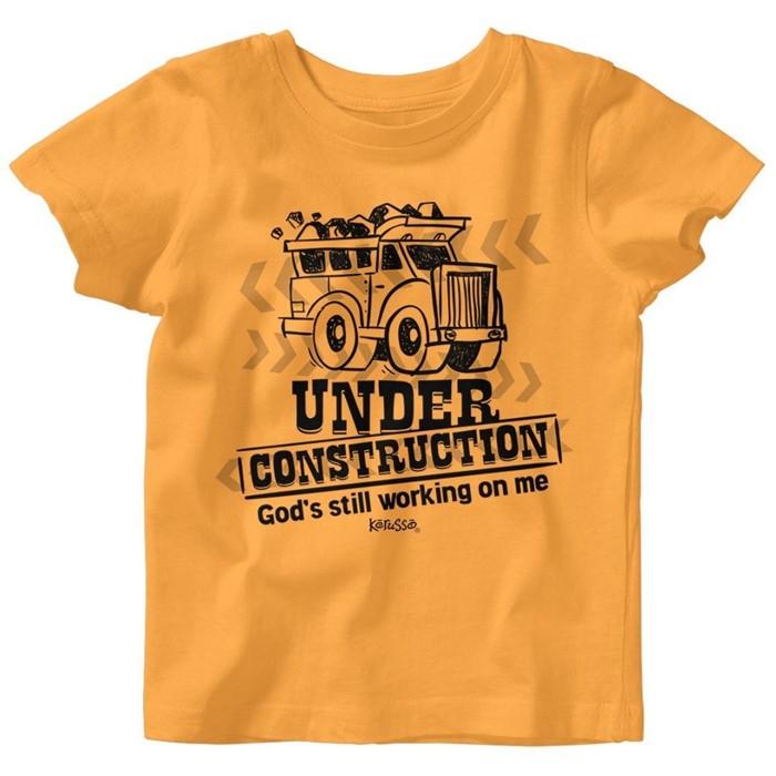 Under Construction Baby T-Shirt 18 Months (General Merchandise)