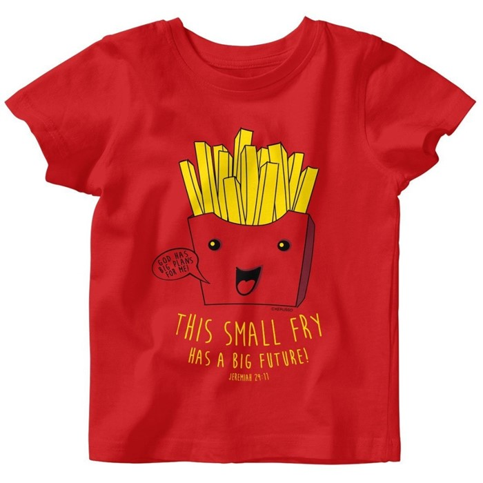 Small Fry Baby T-Shirt 24 Months (General Merchandise)