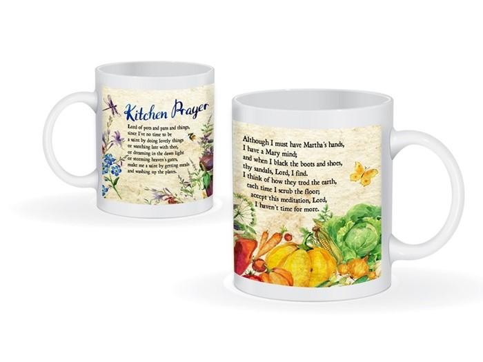 Kitchen Prayer Mug (General Merchandise)