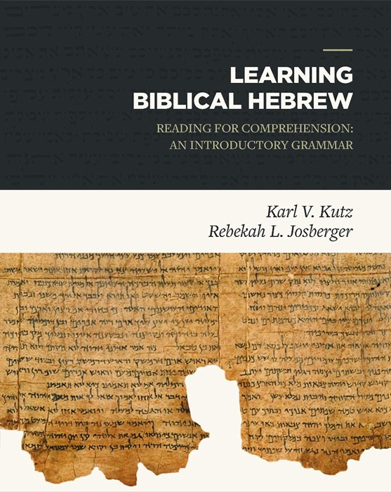 Learning Biblical Hebrew (Hard Cover)