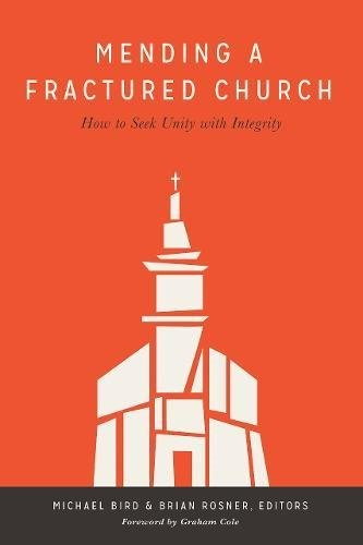 Mending a Fractured Church (Paperback)