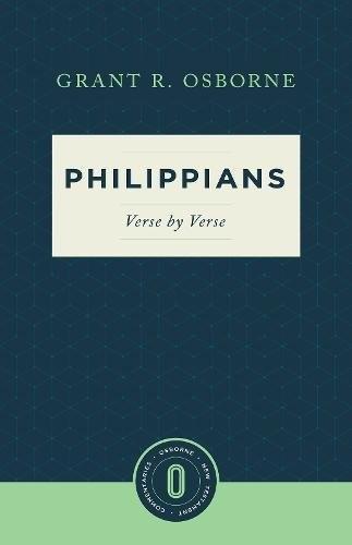 Philippians Verse by Verse (Paperback)