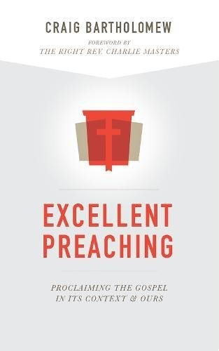 Excellent Preaching (Paperback)