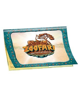 Zoofari Map Token Keeper (pack of 10) (General Merchandise)