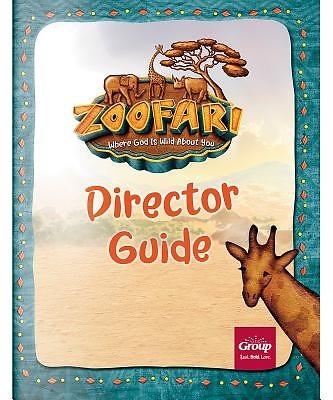 Zoofari Director Guide (Paperback)