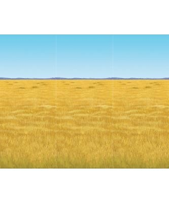 Savanna Plastic Backdrop (Poster)
