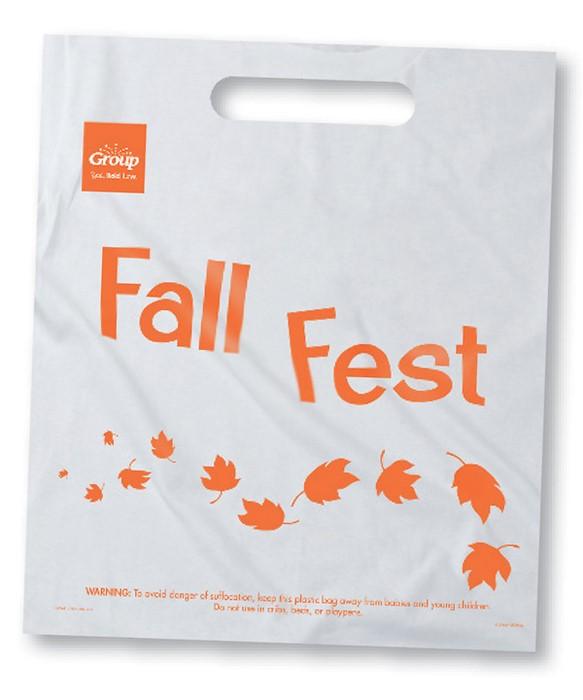 Fall Fest Bag (pack of 25) (General Merchandise)
