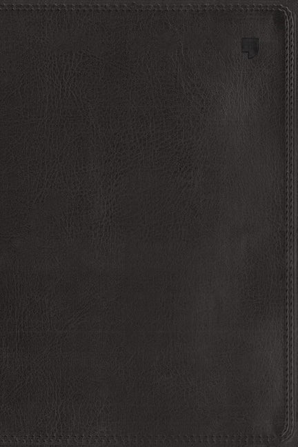 NET Thinline Bible, Black, Indexed, Comfort Print (Imitation Leather)