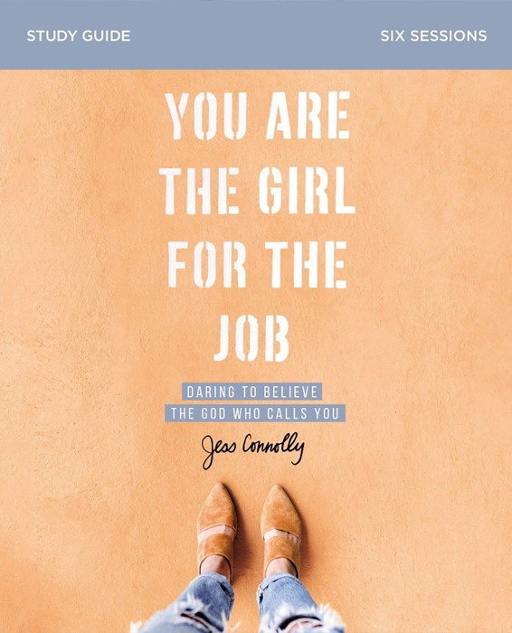 You are the Girl for the Job Study Guide (Paperback)