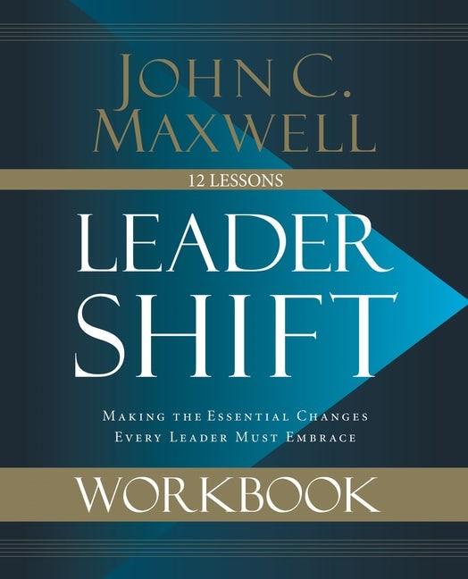 Leadershift Workbook (Paperback)