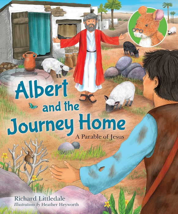 Albert and the Journey Home (Hard Cover)