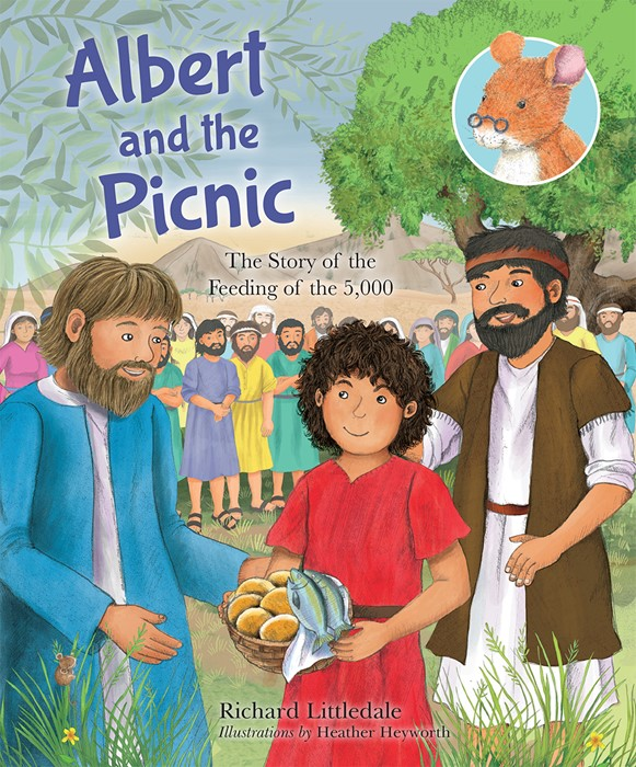 Albert and the Picnic (Hard Cover)