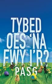 Might There Be More to Easter? (Welsh Edition) (Paperback)
