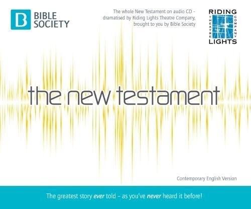 CEV New Testament Audio CD Set (CD-Audio)