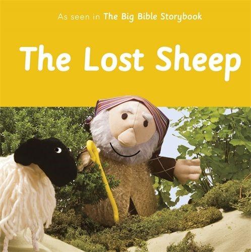 The Lost Sheep (Board Book)