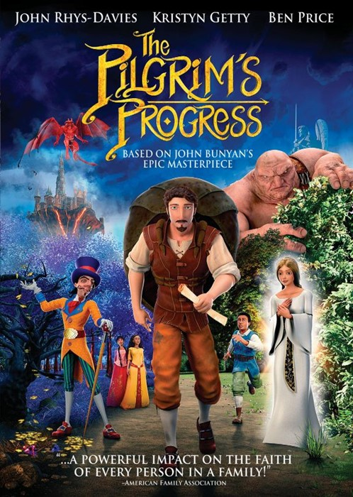 The Pilgrim's Progress DVD (DVD)