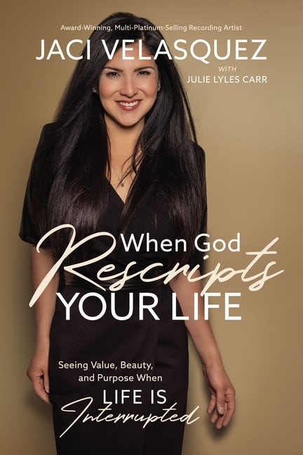When God Rescripts Your Life (Hard Cover)