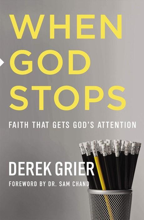When God Stops (Paperback)