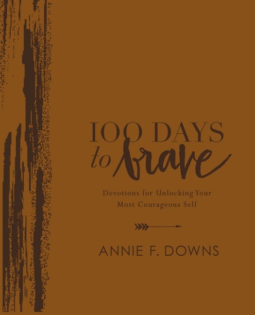 100 Days to Brave, Deluxe Edition (Imitation Leather)