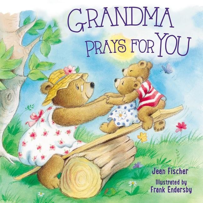 Grandma Prayers for You (Board Book)