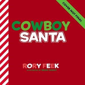 Cowboy Santa (Hard Cover)