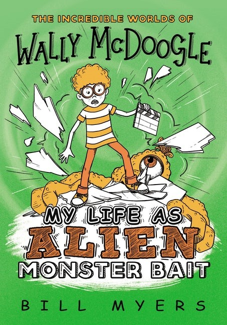 My Life as Alien Monster Bait (Paperback)