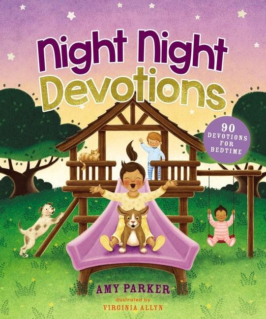 Night Night Devotions (Hard Cover)