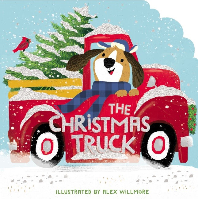 The Christmas Truck (Board Book)
