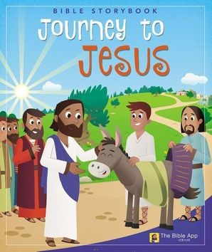 Journey to Jesus Bible Storybook (Hard Cover)