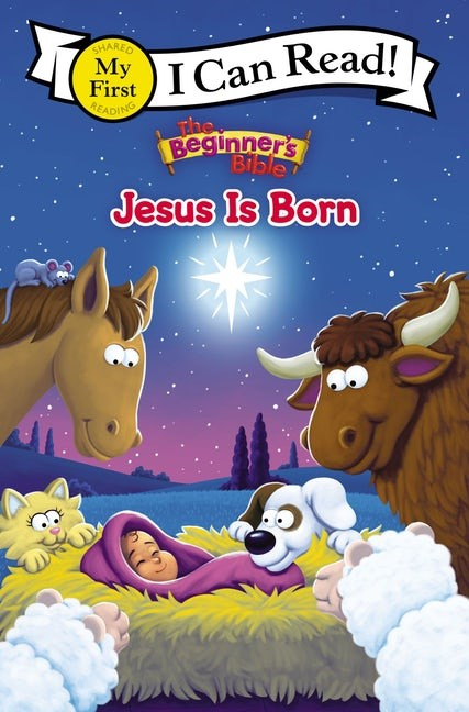 Beginner's Bible, The: Jesus is Born (Paperback)