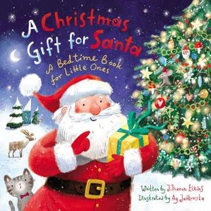 Christmas Gift for Santa, A (Board Book)