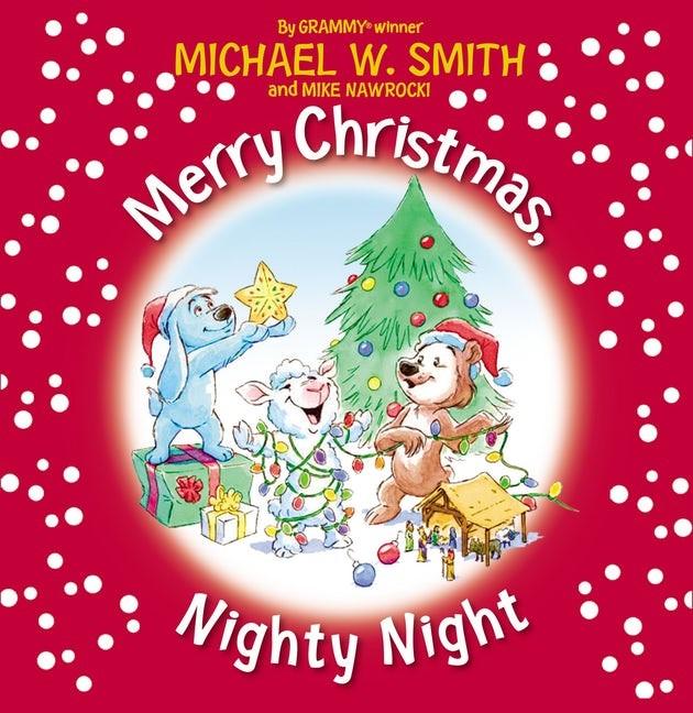 Merry Christmas, Nighty Night (Board Book)