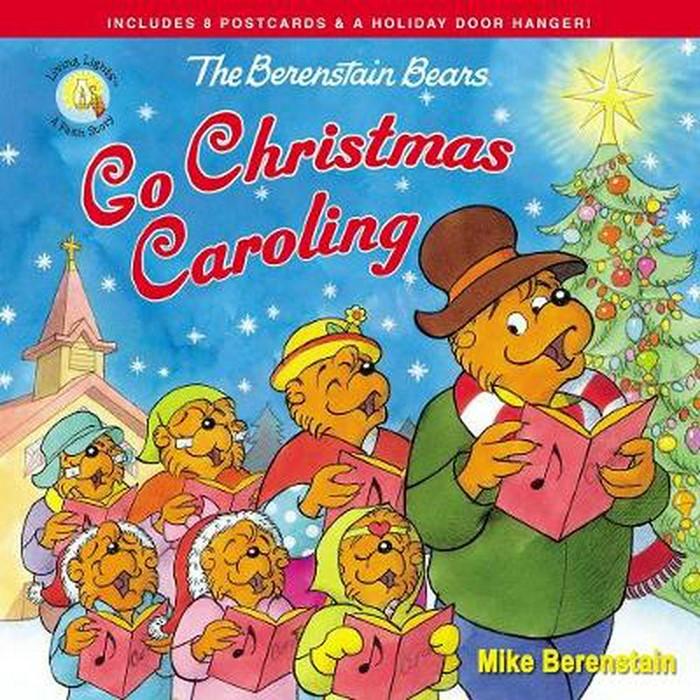 The Berenstain Bears Go Christmas Caroling (Paperback)