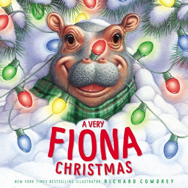 Very Fiona Christmas, A (Hard Cover)