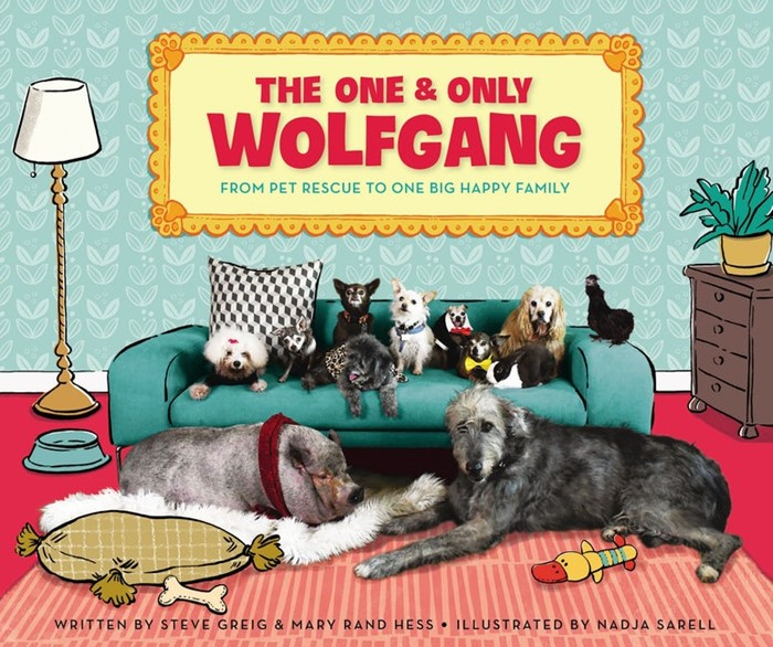 The One and Only Wolfgang (Hard Cover)